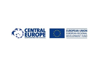 Logo di Central Europe - Cooperating for success