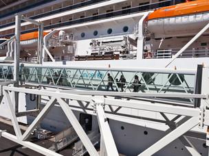 Una nave passeggeri