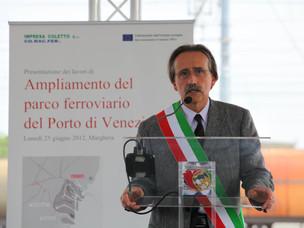 Il Vice Sindaco di Venezia Sandro Simionato