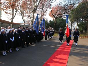 La cerimonia del 2011