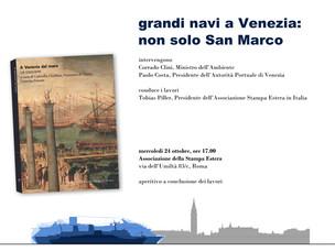 Grandi navi a venezia: non solo San Marco