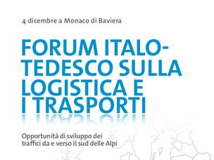 Forum Italo-Tedesco sulla logistica e trasporti