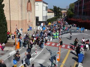 Su e zo per i ponti: Punto Porto a S. Marta
