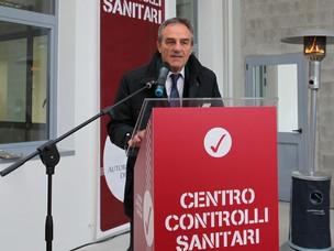 Giacomo Marchese, direttore dell'Uffico della Sanità Marittima di Venezia