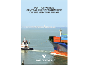 Port of Venice Central Europe's Quayside on the Mediterranean