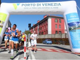 Il porto corre con Venicemarathon