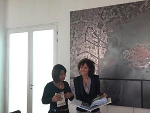 Delegazione colombiana  in visita al porto di Venezia