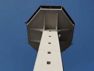 La torre piloti del Porto di Venezia