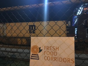 Fresh Food Corridors has departed