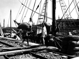 Il porto nella storia