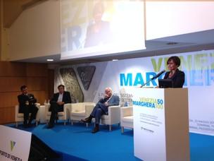 Simona Vicari Sottosegretario di Stato al Ministero delle Infrastrutture e dei T