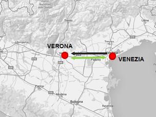 Linea Marghera - Verona