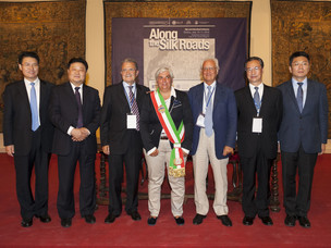"Conferenza Internazionale ""Along The Silk Roads"""
