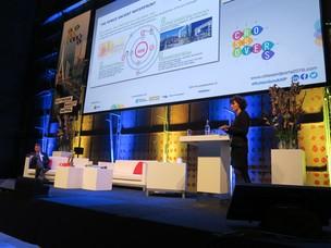Presentazione dei progetti del Porto di Venezia alla World Conference Cities & P