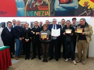 Foto di gruppo al Safety Day