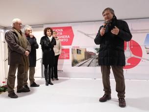 Cerimonia di apertura nuova viabilità Porto Marghera