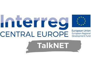 Logo del progetto europeo Talknet