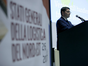 Il Presidente dell'AdsP dell'Adriatico Settentrionale Musolino