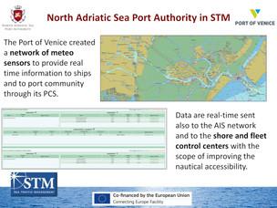 Sea Traffic Management