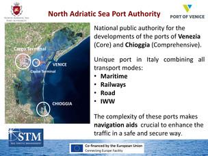 Sea Traffic Management STM