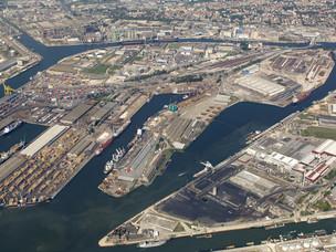 Porto commerciale di Venezia