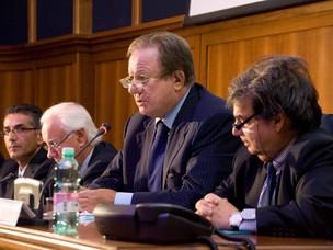 Conferenza Stampa - Sala Parlamentino, Ministero delle Infrastrutture e dei Tras