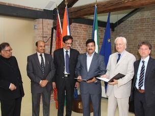 Il Porto di Venezia incontra il Maharashtra Maritime Board