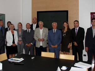 Delegazione croata in visita al Porto di Venezia