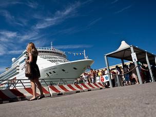 Venice's passenger port